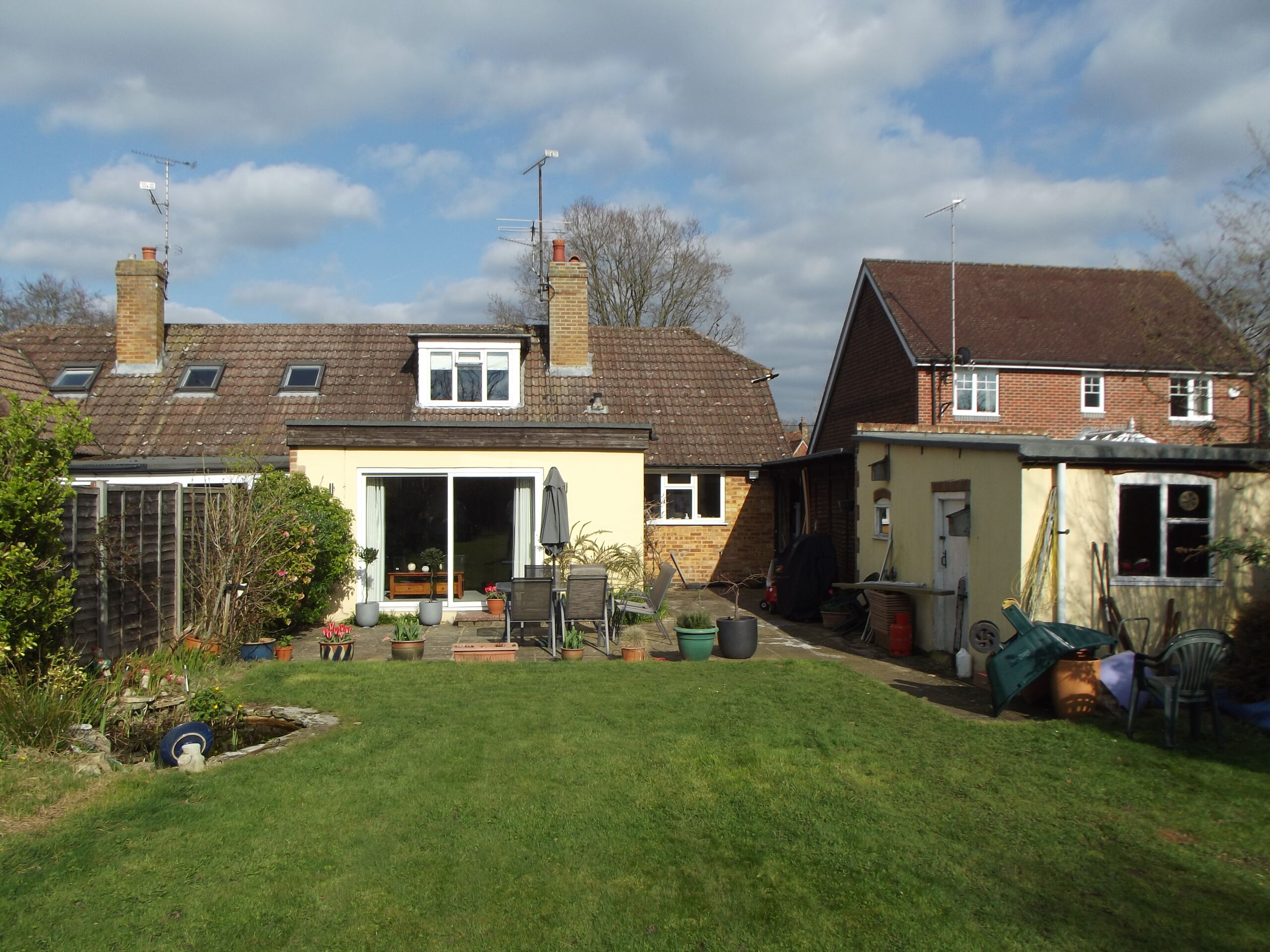 Westleigh - Before