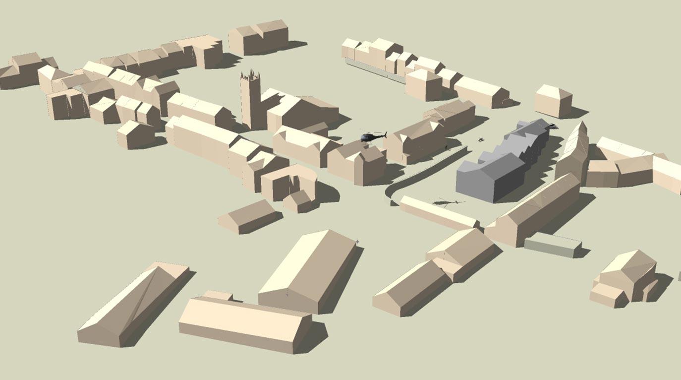 ASHBURTON - 3D VISUAL