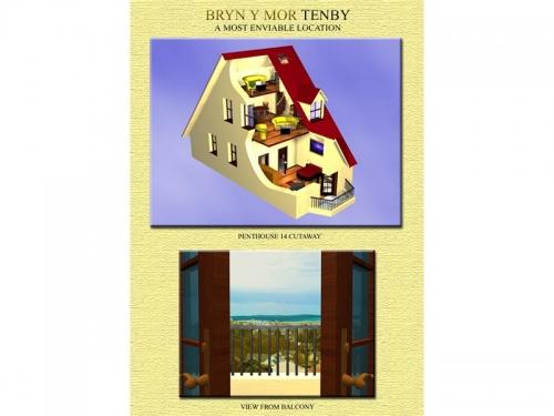Bryn Y Mor - 3D Visual