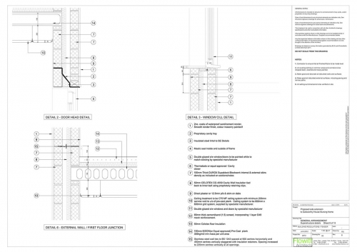 Galsworthy House - Proposed Superstructure Details